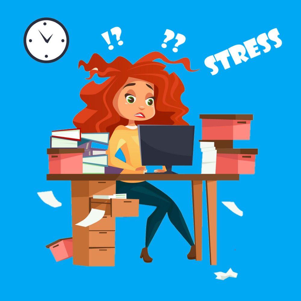 برطرف کردن استرس